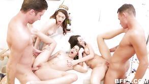 Mega tryskać porno