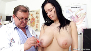 Seks analny ze starcem
