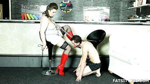Nastolatek cipki przejebane