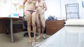 Porno z imbirem