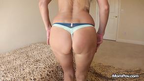Big Ass meksykańska cipka