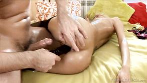 potwór kogut gej anal porno