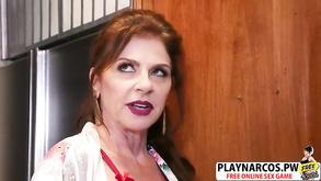 dojrzała brunetka porno www.sex wideo w jakości HD