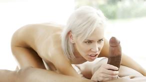 Czarna dziewczyna palcowania porno